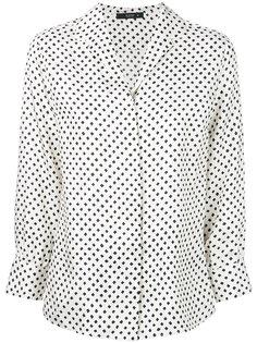 блузка в горошек  Etro