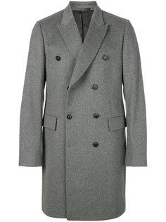 двубортное пальто Paul Smith