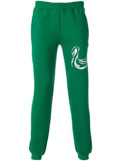 спортивные брюки с принтом Cottweiler