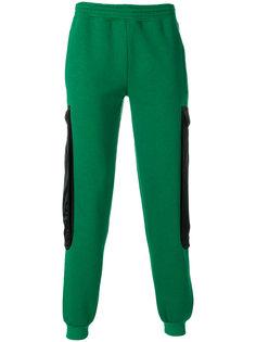 спортивные брюки с накладным карманом Cottweiler
