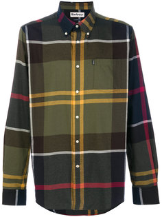 large plaid shirt Barbour