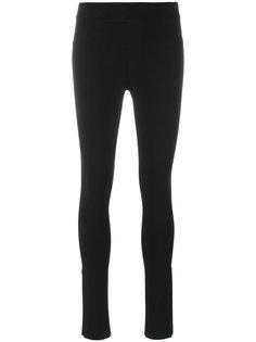 леггинсы в стиле брюк Helmut Lang