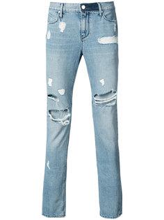 джинсы кроя слим Rta