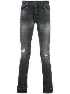 джинсы кроя скинни John Elliott