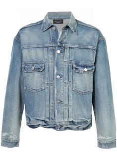 джинсовая куртка John Elliott