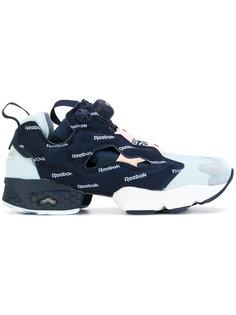 кроссовки с принтом с логотипом Reebok