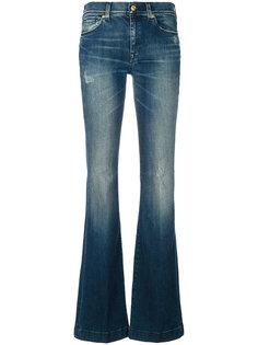 расклешенные джинсы Charlize 7 For All Mankind