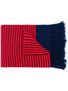 полосатый шарф Mp  Massimo Piombo