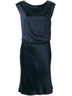 классическое платье шифт  Nili Lotan