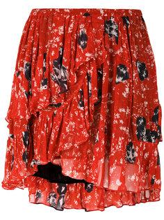 ярусная юбка  Iro
