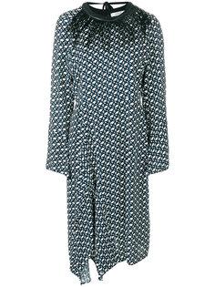 платье миди с вышивкой  Dorothee Schumacher