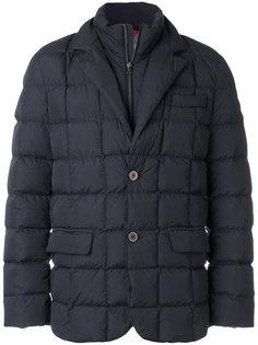 куртка-блейзер с пуховым наполнителем  Fay