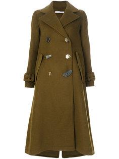двубортное пальто мешковатого кроя Heather Rejina Pyo