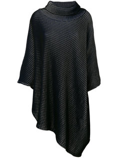 асимметричный свитер  Issey Miyake