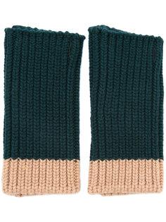 перчатки без пальцев The Gigi