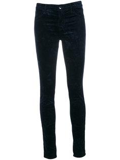 джинсы скинни Crystal J Brand