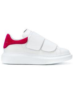 кроссовки на утолщенной подошве Alexander McQueen
