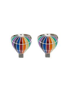 запонки в форме воздушного шара Paul Smith