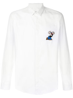 рубашка с вышивкой Iceberg