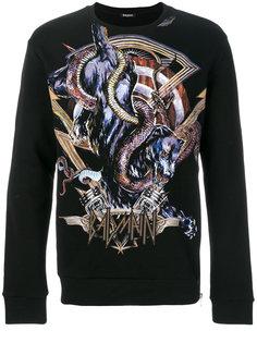 printed sweatshirt Balmain