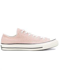 кроссовки на шнуровке Converse