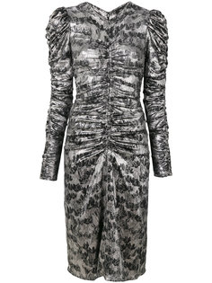 платье миди с люрексом Damia Isabel Marant