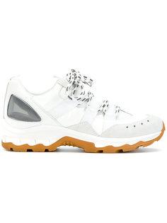 кроссовки на шнуровке Givenchy