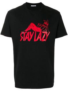 футболка Stay Lazy Alyx