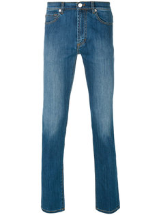 джинсы кроя слим Fashion Clinic Timeless
