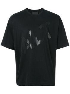 футболка с принтом Alt Diesel Black Gold