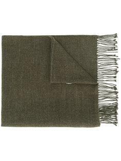 шарф с нашивками Diesel