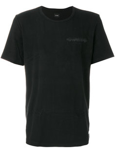 logo print T-shirt  Stampd