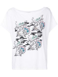 футболка T-Nicol Diesel