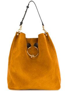 large piercing shoulder bag J.W.Anderson