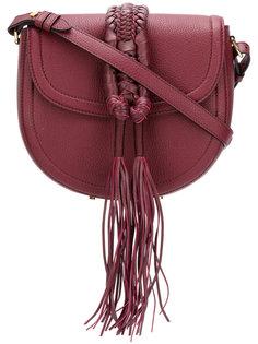 fringe detail shoulder bag Altuzarra