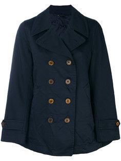 пальто с эффектом помятости Comme Des Garçons