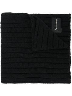ребристый трикотажный шарф Billionaire