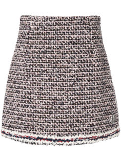knitted mini skirt Moncler Gamme Rouge