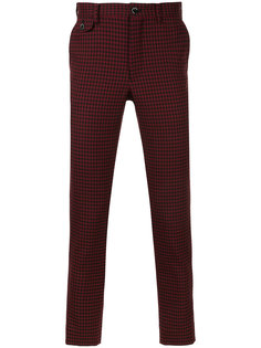 tailored dogtooth trousers Education From Youngmachines