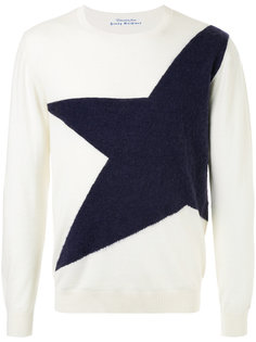 star embroidered sweater Education From Youngmachines