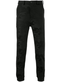 tailored fitted trousers Loveless