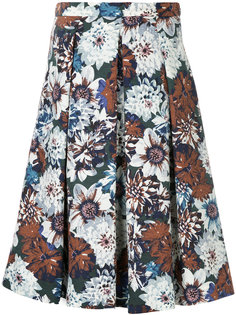 floral pleated skirt Guild Prime