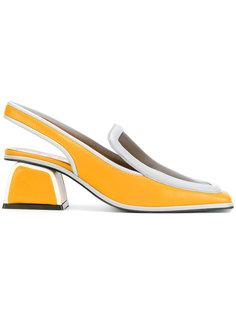 slingback loafers Marni