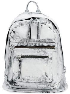 distressed backpack Barbara I Gongini