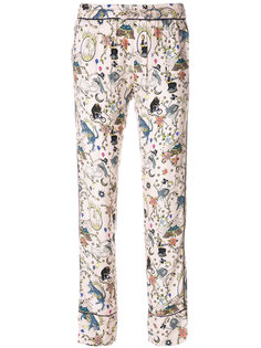 printed trousers  Zadig & Voltaire