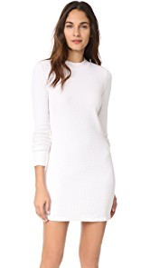 Cotton Citizen The Monaco Thermal Mini Dress