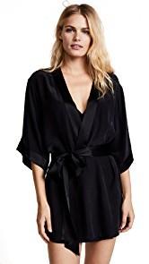 Kiki De Montparnasse Silk Robe