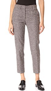 Otto dame Royal Tweed Trousers