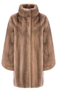 Жакет из аукционного меха норки SAGA furs De la Manie