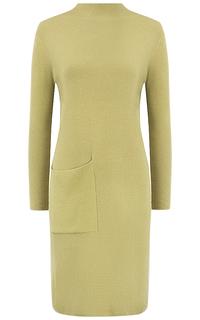 Платье с накладным карманом La Reine Blanche